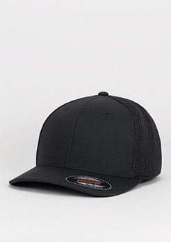 Baseball-Cap Tactel Mesh black