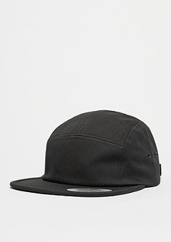 5-Panel-Cap Classic Jockey black