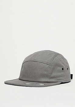 5-Panel-Cap Classic Jockey darkgrey