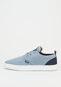 Schoen LowLau 2.0 Denim 3.0 light indigo/navy