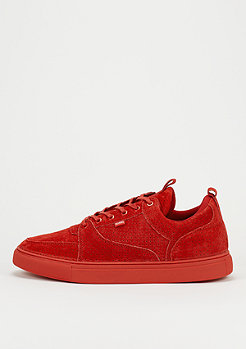 Schuh Forlow 3ple Perfo red