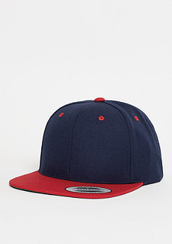 Classic 2-Tone navy/red