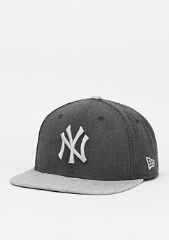 Contrast Heather MLB New York Yankees heather graphite