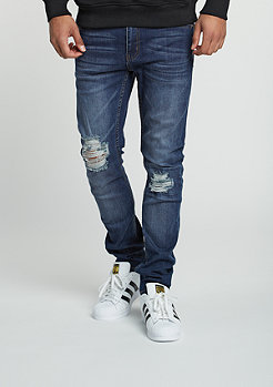 Jeans Tight carbone blue