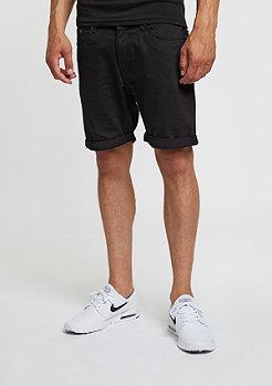 Jeans-Short High Cut black
