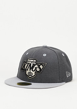 Fitted-Cap Heather Top NHL Los Angeles Kings official team colour