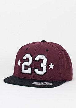 23 maroon