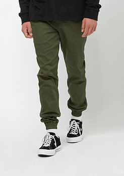 Chino-Hose The Runner olive
