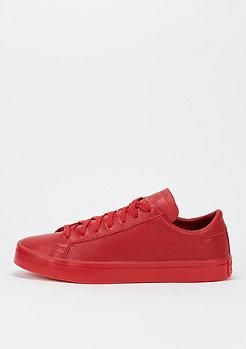 Schuh Court Vintage Translucient scarlet