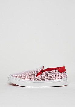 Schuh Court Slip On Mesh red