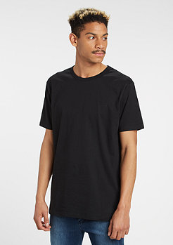 T-Shirt Fitted Stretch black