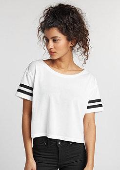 T-Shirt Tech Mesh Short black/white
