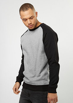 2-Tone Raglan grey/black