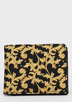 C&S WL Wallet black/gold
