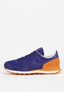 Schoen Internationalist dark royal blue/dark royal blue/orange