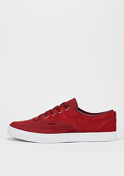 Schoen Dockside Linen Skin red