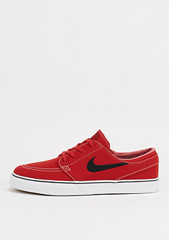 Air Zoom Stefan Janoski Canvas university red/black/brown