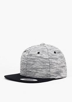Stripes Melange Crown black/grey