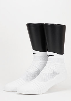 Sportsocke Basketball Elite Vrstlty Quarter white