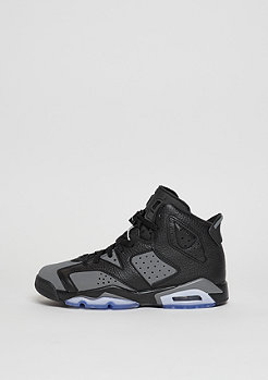 Air Jordan 6 Retro BG black/white/cool grey/metallic gold