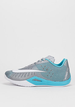 Basketballschuh Hyperlive wolf grey/black/omega blue