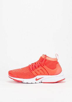 Air Presto Ultra Flyknit bright mango/bright crimson