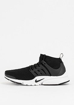 Air Presto Ultra Flyknit black/black/white/electric green