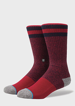 Fashionsocke Reverb red