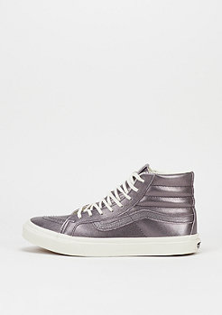Schoen SK8 Hi Metallic thistle purple