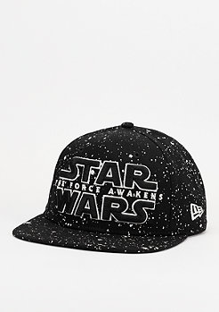Snapback-Cap Star Wars Speckled Word GITD