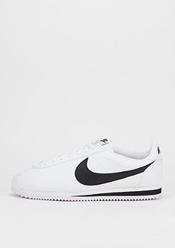 NIKE Laufschuh Classic Cortez Leather white/black