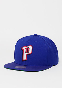 Wool Solid HWC Detroit Pistons teal