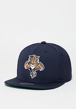 Wool Solid NHL Florida Panthers navy
