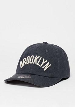 Mitchell & Ness Linen Slouch NBA Brooklyn Nets grey
