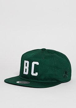 Snapback-Cap Ballpark green