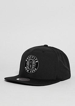 Snapback-Cap Milo NBA Brooklyn Nets black