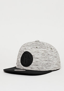 Snapback-Cap Hydropren NBA Brooklyn Nets grey/black