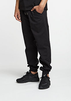 Urban Classics Trainingsbroek Stretch Twill black