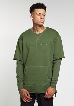 C&S BL Crew Box Cut Off Layer olive/olive