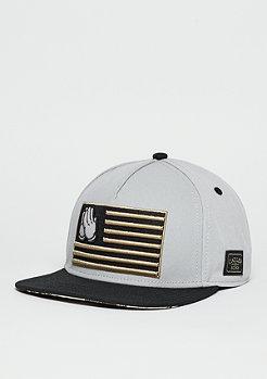 C&S WL Cap Blessed grey/black/gold