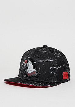 C&S WL Cap Chosen One black marble/red