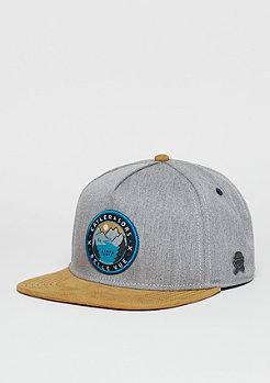 Snapback-Cap CL BLV grey/desert/mc