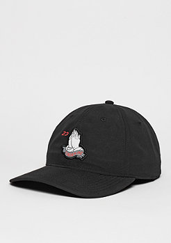 C&S WL Cap Curved Chosen One black/red