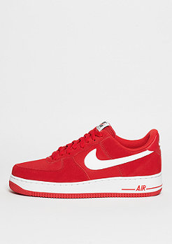 Air Force 1 game red/white