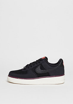 Air Force 1 07 Suede black/black/sail