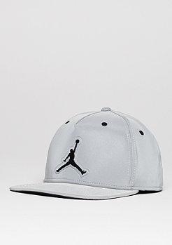 Snapback-Cap Jordan 5 Retro reflective silver/black