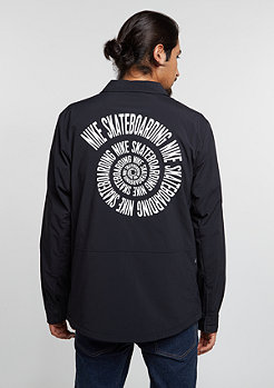 Coaches Jacket black/white