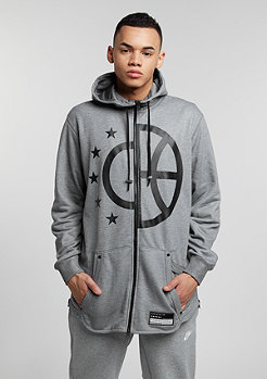 Air Hoodie carbon heather/cool grey/black
