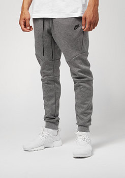 NIKE Trainingshose Sportswear Tech Fleece Jogger carbon heather/cool grey/black