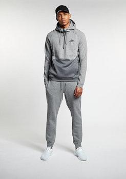 Trainingsanzug carbon heather/dark grey/black
